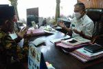 Amil Baznas jemput zakat kepala dinas kehutanan sulteng